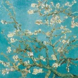 Typisch Hollands Servetten - van Gogh - Amandelbloesem