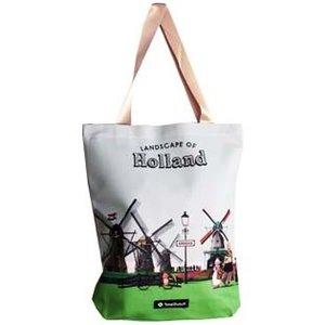 Typisch Hollands Shopping bag - Holland Mills 33x40 cm.