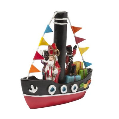 Typisch Hollands Steamboat Sinterklaas