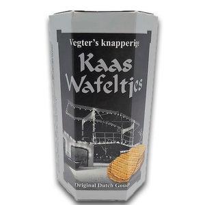 Typisch Hollands Kaas wafeltjes - Oud Hollands - magere brug -  Winter giftbox
