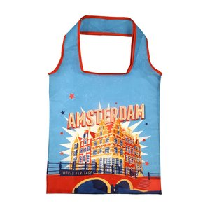 Typisch Hollands Foldable bag Amsterdam Vintage -House