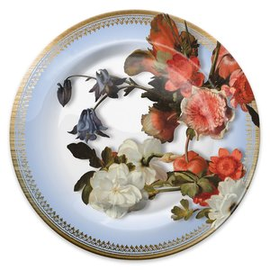 Typisch Hollands Wall plate -The Bray Ø26 cm in gift box
