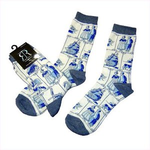 Robin Ruth Fashion Socks Delfs Blauer Robin Ruth