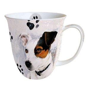 Typisch Hollands Mok -Hond - Porselein - Jack