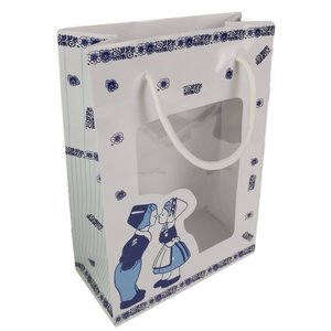 Typisch Hollands Window bag Dutch decoration - Delft blue