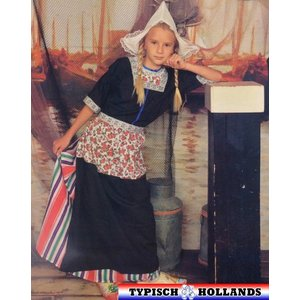 Typisch Hollands Traditional Costume Girl Holland