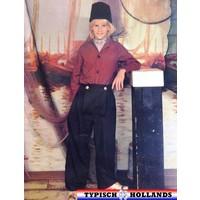 Typisch Hollands Traditionelles Boy Holland Kostüm