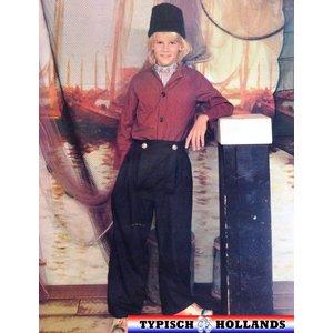Typisch Hollands Kostüm Boy Holland