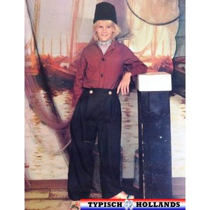 Typisch Hollands Traditional Boy Holland costume