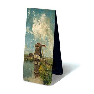 Typisch Hollands Magnetic Bookmark Mill