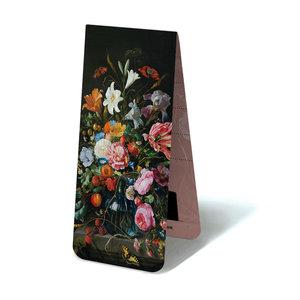 Typisch Hollands Magnetic bookmark - de Heem