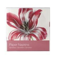 Typisch Hollands Luxury Napkins - Three tulips, Merian
