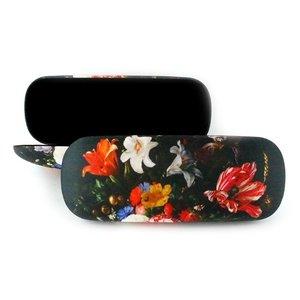 Typisch Hollands Glasses case - Heem - Still life with flowers