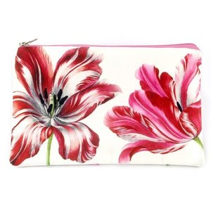 Typisch Hollands Etui - make-up tasje  Merian - Drie Tulpen