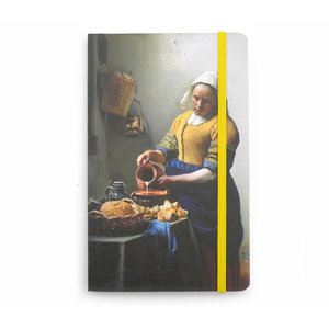 Typisch Hollands Notebook - Softcover - The Milkmaid