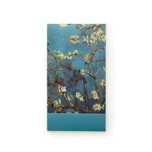 Typisch Hollands Notitieboekje - Zakformaat - Amandelbloesem - van Gogh