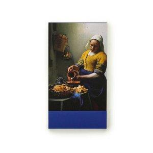 Typisch Hollands Notitieboekje - Zakformaat - het melkmeisje