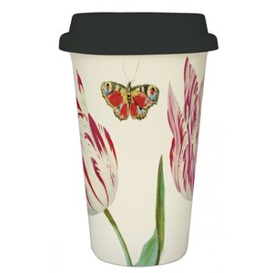 Typisch Hollands Coffee to go mug - Tulips -Jacob Marrel