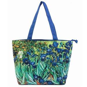 Robin Ruth Fashion Large Bag - Irises