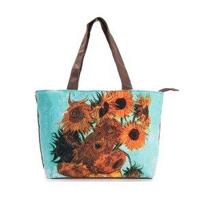 Robin Ruth Fashion Small Bag - Sunflowers