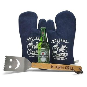 www.typisch-hollands-geschenkpakket.nl BBQ cadeau pakket - Holland - ( King of the Grill)