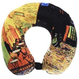 Robin Ruth Fashion Neck pillow - Vincent van Gogh - Terrace