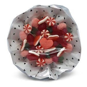Typisch Hollands Candy bouquet - lots of love (Mother's Day)