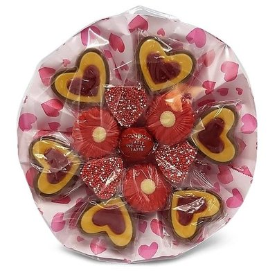 Typisch Hollands Chocolate Bouquet Flowers and Bonbons (love) Mother's Day