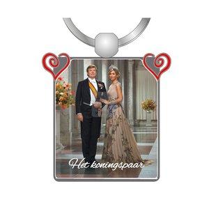 Typisch Hollands Royal family - Keychain
