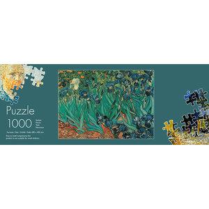 Typisch Hollands Puzzle in tube - Vincent van Gogh - Irises - 1000 pieces
