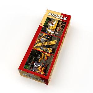 Typisch Hollands Puzzle 1000 pieces - Cheese market - Alkmaar