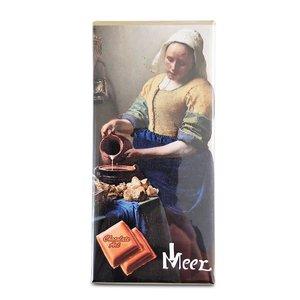 Typisch Hollands Chocoladetablet - het Melkmeisje