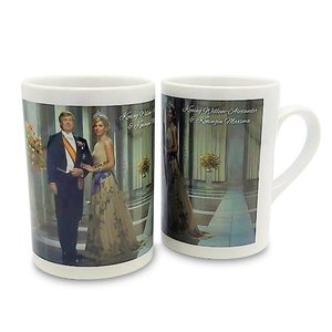 Typisch Hollands Mug Royal family - Royal family