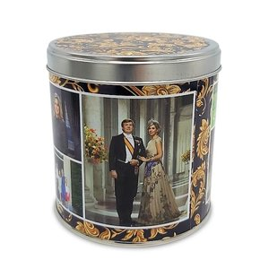 Typisch Hollands Royal family - Candy tin - peppermint