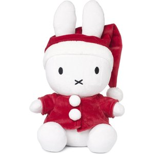 Typisch Hollands Nijntje knuffel - Kerst 23 cm