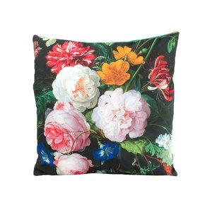 Typisch Hollands Kussenhoes -bloemen - de Heem