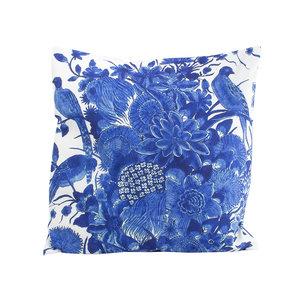 Typisch Hollands Kussenhoes - Delfts blauw ( Rijksmuseum)