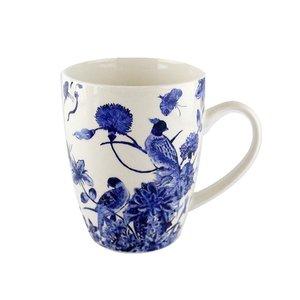 Typisch Hollands Large mug with floral decoration - Copy