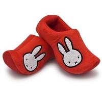 Typisch Hollands Clog slippers Miffy Red