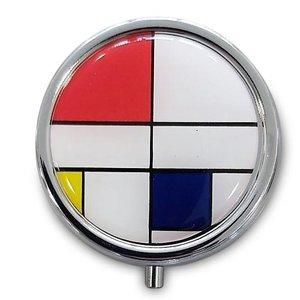 Typisch Hollands Pillbox -Piet Mondrian