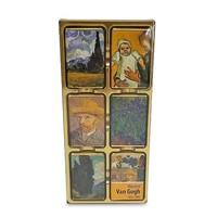 Typisch Hollands Chocolade geschenkverpakking van Gogh