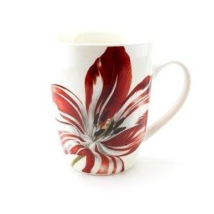 Typisch Hollands Mok  -  Merian - Drie Tulpen