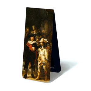 Typisch Hollands Magnetische Boekenlegger -Rembrandt - de Nachtwacht