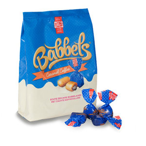 Typisch Hollands Babbels - Cappucino - Butter sweets