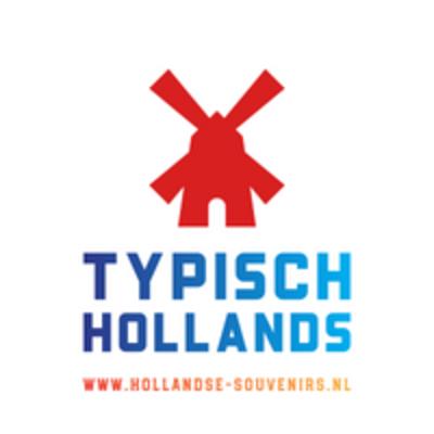 Typisch Hollands Grote mok in geschenkdoos - Vintage Amsterdam - Huisjes