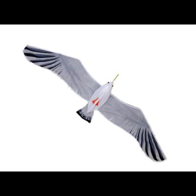 Typisch Hollands Vlieger - Groot -  Meeuw 150x55cm