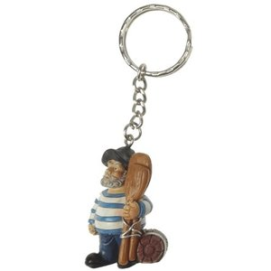 Typisch Hollands Keychain sailor 8cm