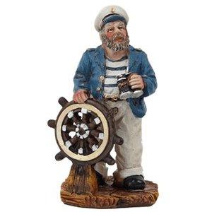 Typisch Hollands Sailor 10 cm - with steering wheel