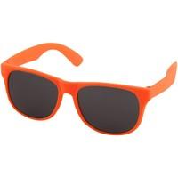 Typisch Hollands Orange Sunglasses - Dark glasses