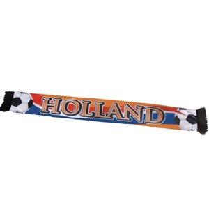 Typisch Hollands Oranje Sjaal Holland voetbal - 160cm